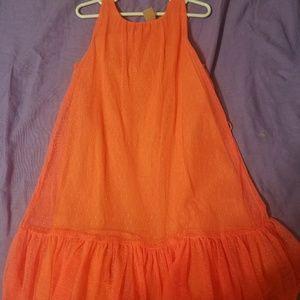 Adorable little girls summer dress